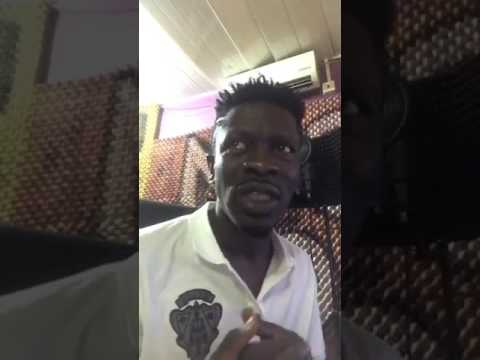 Shatta wale talks to GHAMRO