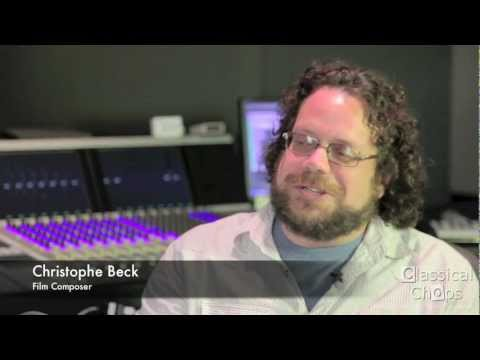 Christophe Beck - Thoughts on Formal Music Training