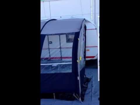 Camping event med Caravan Club och Biltema Örebro
