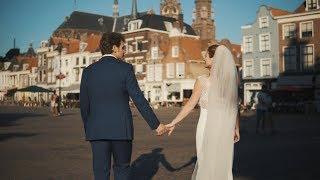 Wedding in Netherlands | Свадьба в Голландии [Max & Elvira]