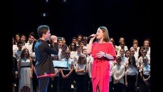 Shallow - Chorale du Collège Mont-Roland - Concert 2019