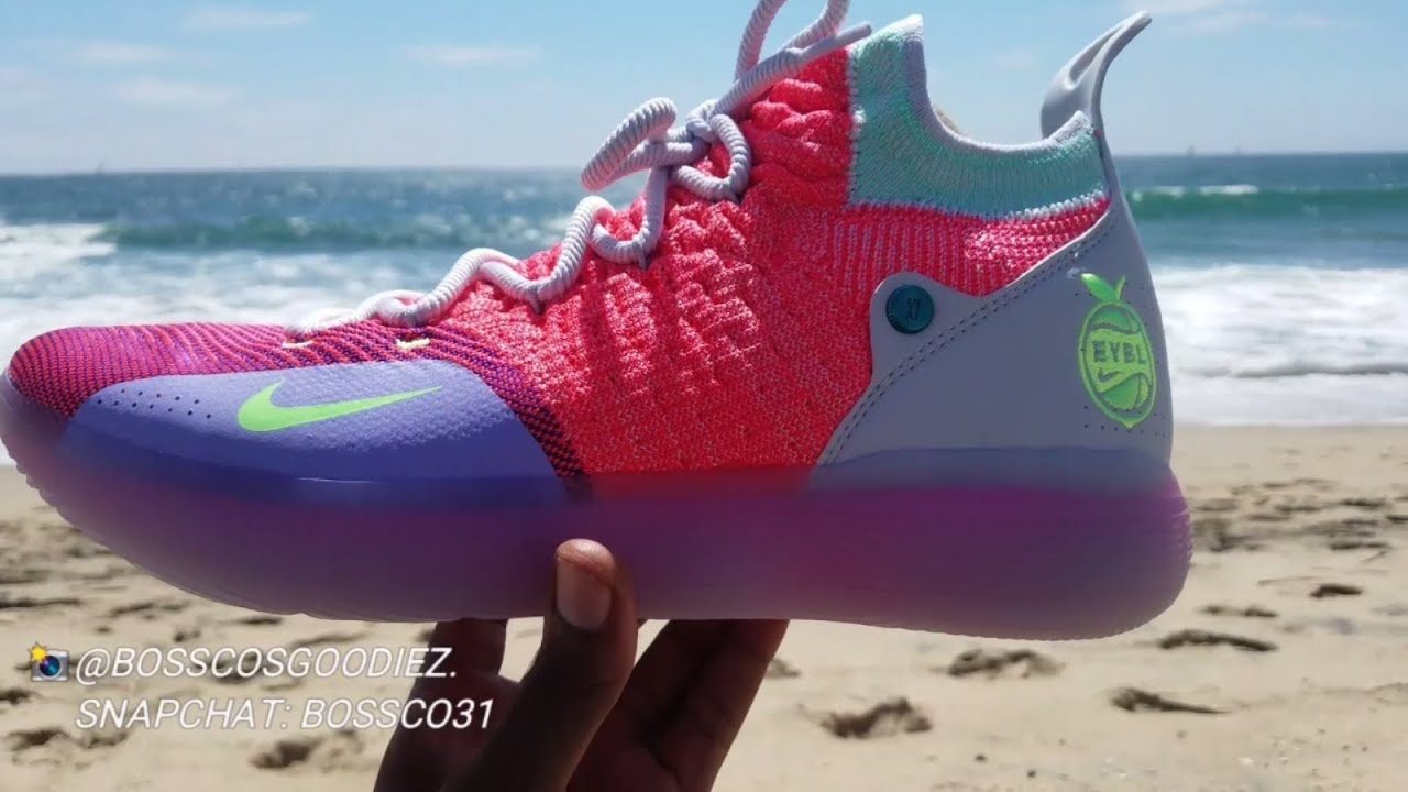 6f682362aac KEVIN DURANT S NIKE KD 11