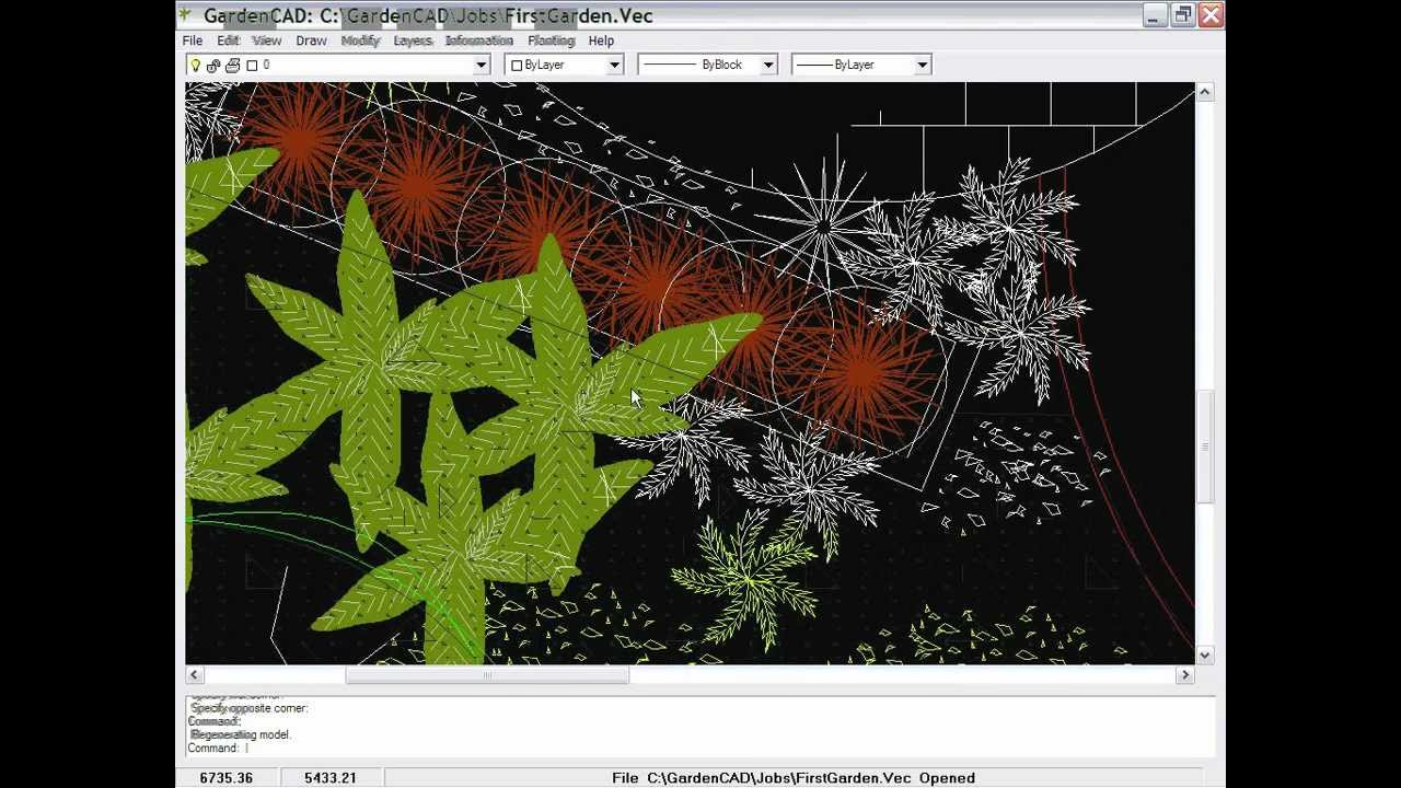 How To Use CAD For Landscape Design