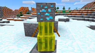 Minecraft | El Golem Secreto escondido en Minecraft que no conocías