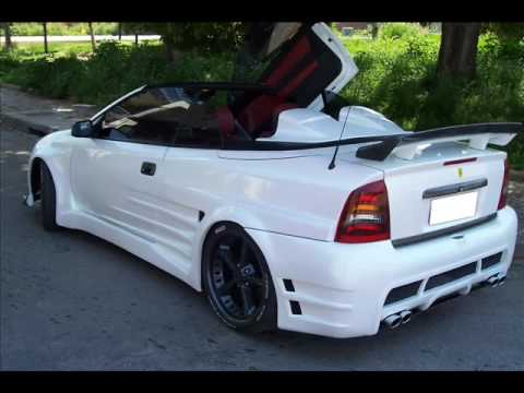 armoutakis ard opel astra body kit youtube. Black Bedroom Furniture Sets. Home Design Ideas