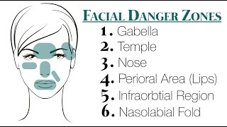 """""""Anatomy of the Facial Danger Zones"""" Video Discussion by Dr. Jean Carruthers"""