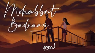 Download Mohabbat Badnaam - JalRaj   Latest Hindi songs 2021 Original