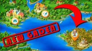 GARDENSCAPES NEW ACRES - THE VILLA OF CALVADORI - DAY 1 - NEW GARDEN