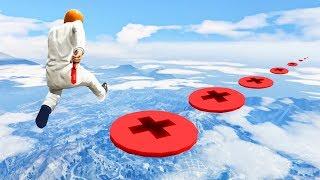 99% IMPOSSIBLE JUMP LEVEL! (GTA 5 Minigames)