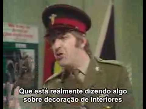 Mary Recruitment Office - Monty Python legendado