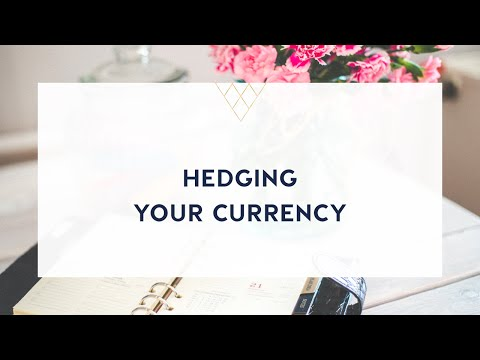 Hedging Currency as a small business retailer