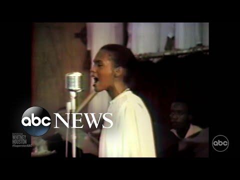 'Superstar' Whitney Houston grew up singing in the church alongside family: Part 1