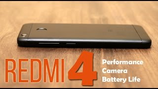 Redmi 4 review in Hindi - Don't think Buy it