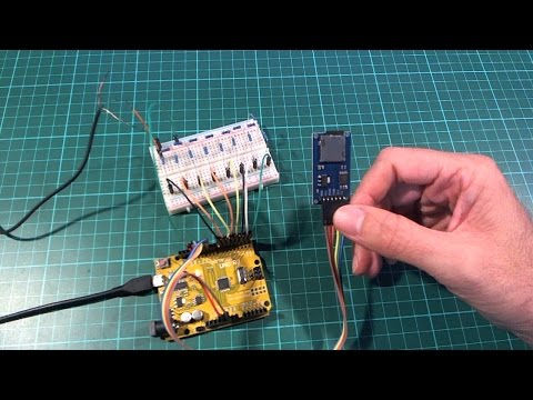 Arduino SD card reader + audio output