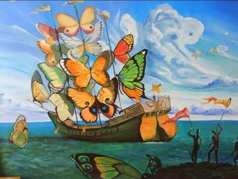 Pinturas surrealistas .Dali , Rob Gonsalves - YouTube