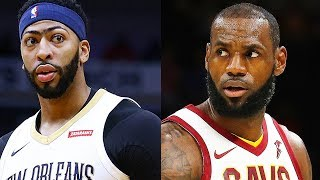Anthony Davis Trade to Cleveland Cavaliers, Joining LeBron James?