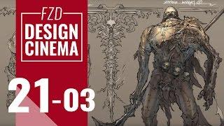 Design Cinema – EP 21 - Zombie Knights Part 03