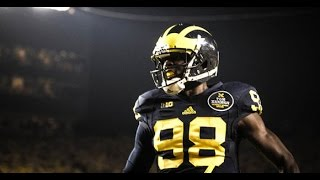 Michigan Wolverines Football 2014
