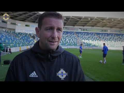 Ian Baraclough lets the GAWA know what to expect from his U21 side