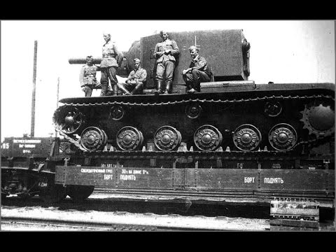видео: Сборка модели легендарного танка КВ-2 часть 1