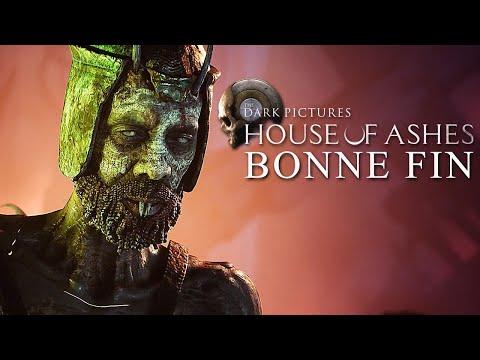 HOUSE OF ASHES - BONNE FIN (tout le monde en vie)