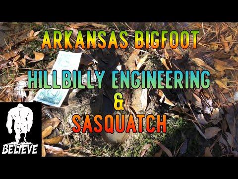 Arkansas Bigfoot: HILLBILLY ENGINEERING & SASQUATCH