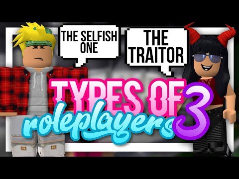 TYPES OF ROLEPLAYERS 3