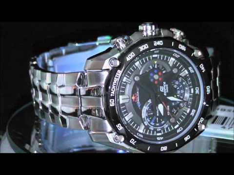 Bull Red 550rbsp 1av Casio Reloj Ef CoderBWx