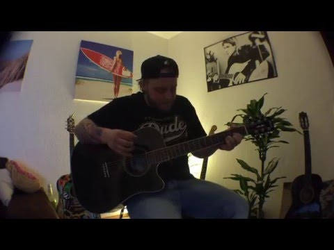 Blink-182  - Adam's Song (Acoustic Cover)