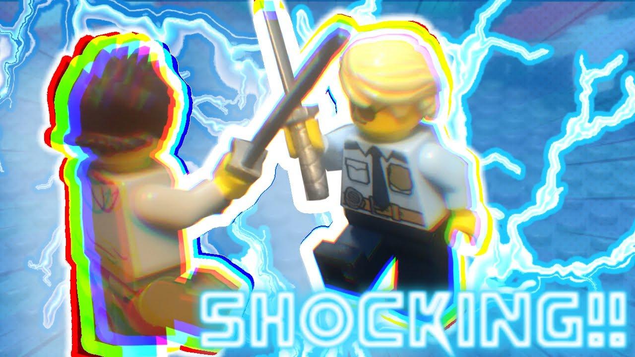 Lego Stop Motion EPIC BATTLE   Commercial