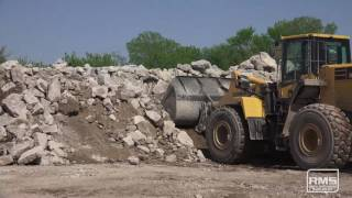 Road Machinery & Supplies - Concrete Technologies, Inc. - Komatsu WA470 Wheel Loader