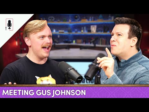 Gus Johnson On Being A HYPOCRITE, Hygiene, Hunting & Chaotic Success | Ep. 21 A Conversation With