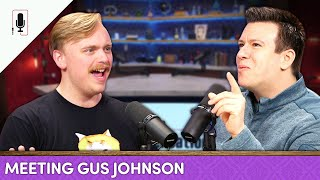 Gus Johnson on Beİng a HYPOCRITE, Hygiene, Hunting & Chaotic Success | Ep. 21 A Conversation With