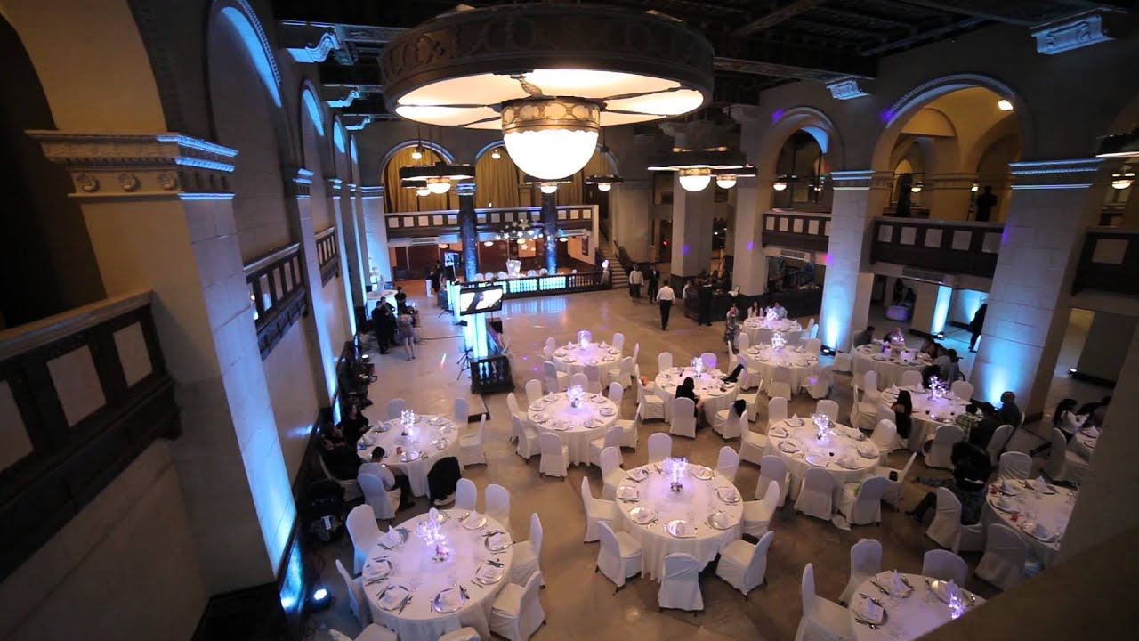 Downtown los angeles wedding venue majestic halls youtube junglespirit