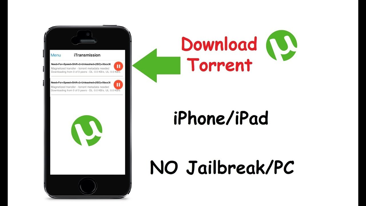 can i download utorrent on ipad