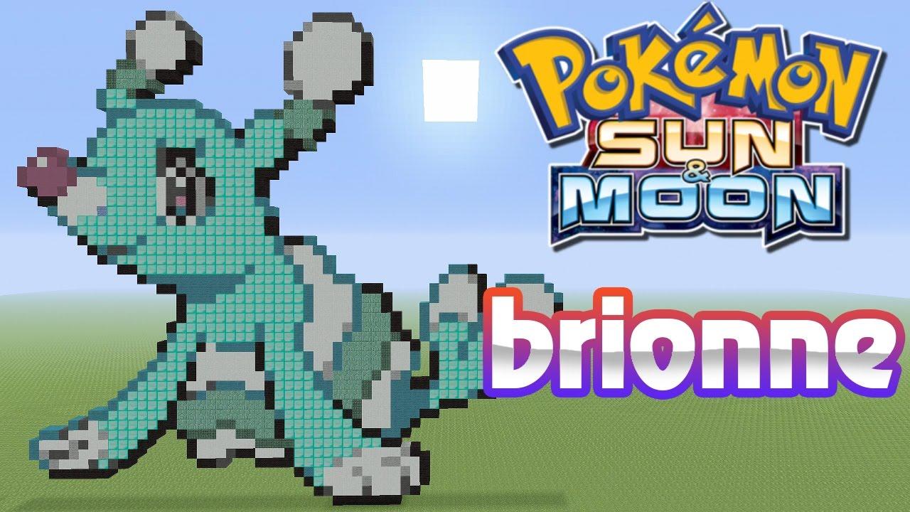 How To Build Minecraft Pokemon