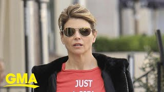 New Details Of Lori Loughlin's Release From Prison, Reunion With Family L GMA