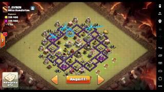 Clash of Clans #023 - RH7 vs RH8 - Drachenfutter / AG Planung