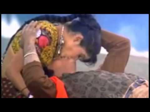 Ramya Krishnan Hot Kiss