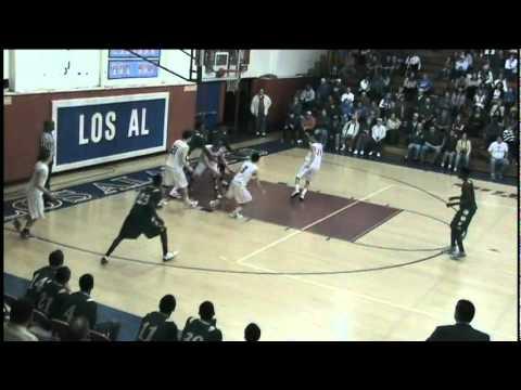 #12-Zachary Hollis-PF-Pete Knight High School-Basketball Highlights-2011-2012