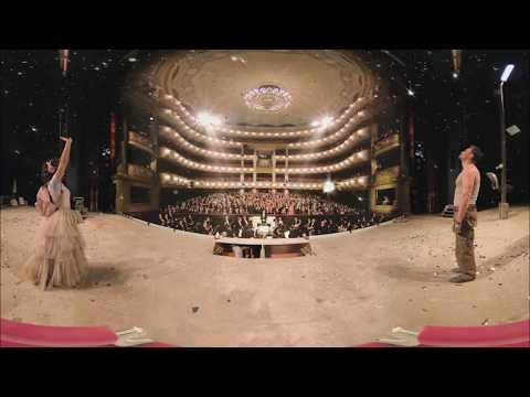 V-Aria – Opera in VR and 360° from Munich