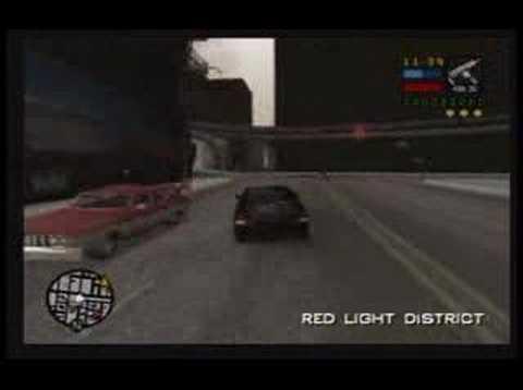GTA: Liberty City Stories: Mission #33