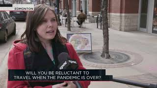 Will you be reluctant to travel when the pandemic is over? | OUTBURST