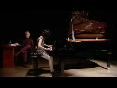 Beethoven's Piano Sonata no 21 - Claire Huangci at Stephen Kovacevich Masterclass