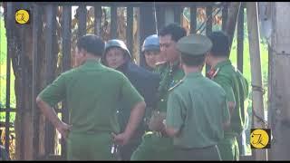 Hà Tiên, Cháy xưởng gỗ thiệt hại gần 10 tỷ đồng