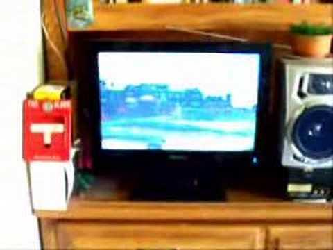 """Polaroid 15"""" LCD HDTV"""