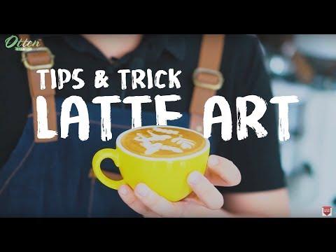 Tips & Trick Latte Art Dari Wilson Houryansa!