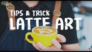 Tips & Trick Latte Art dari Wilson Houryansa!