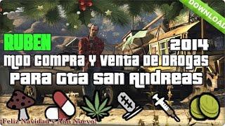 Descargar MOD  Compra Y Venta De Drogas Para Su Gta San Andreas 2014 HD