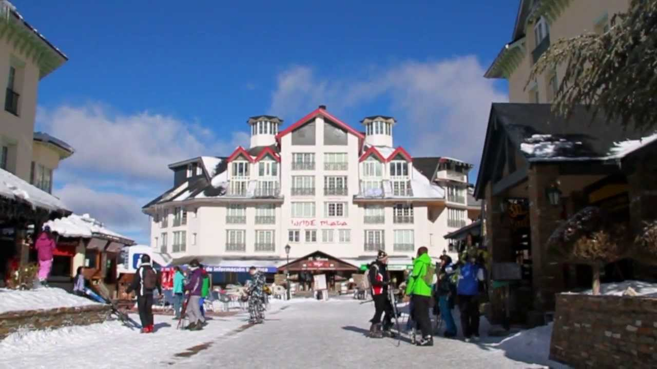 Apartamentos inside plaza sierra nevada youtube - Apartamentos baratos en sierra nevada ...